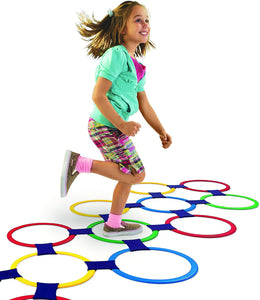 Twister Hopscotch