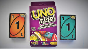 Uno Flip Flash Cards