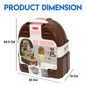 Ice cream Set Backpack Series