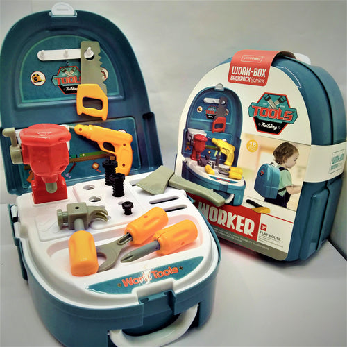 The Worker Playset