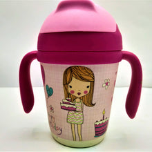 Load image into Gallery viewer, Yookidoo Straw Cups (Birthday)
