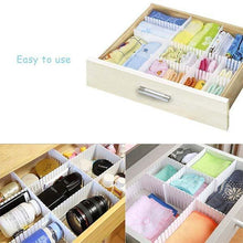 Load image into Gallery viewer, 4pcs DIY Drawer Division Board