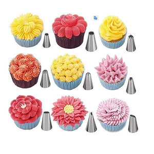 38pcs Pastry Noozle Bag Baking Tool
