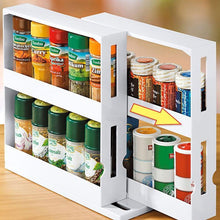 Load image into Gallery viewer, Multi-Function Rotating Storage Rack (Limited Time Promotion-50% OFF)