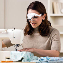 Load image into Gallery viewer, LED Eyeglasses Headband Magnifier