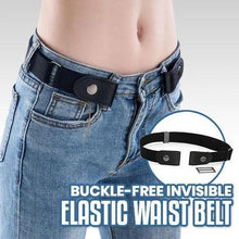 Load image into Gallery viewer, Buckle-free Invisible Elastic Waist Belts