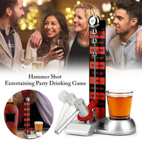 Hilarious Hammer Shot Party Drinking Game