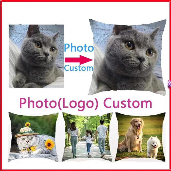 Personalized Custom Pillow Case Cover * Multiple Sizes