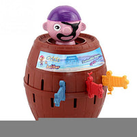 Funny PopUp Toy Pirate Barrel Kid's Game