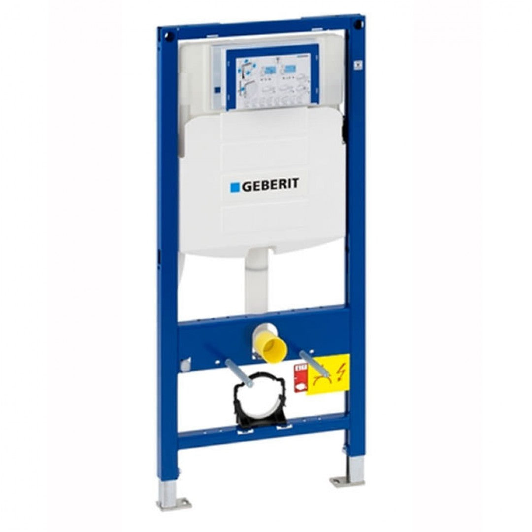 Image of Geberit Duofix WC Frame 112cm With Sigma UP320 Cistern 12cm