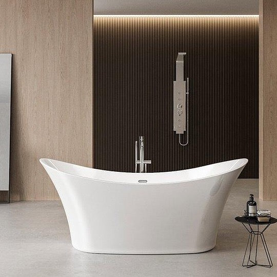 Charlotte Edwards Harrow 1700mm Freestanding Bath