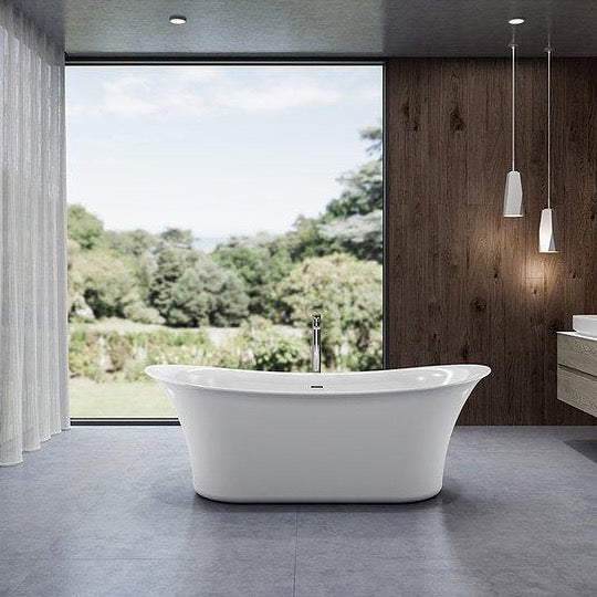Charlotte Edwards 1670mm Admiralty Freestanding Bath