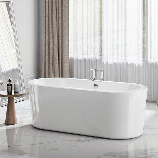 Charlotte Edwards Strand 1500mm Freestanding Bath