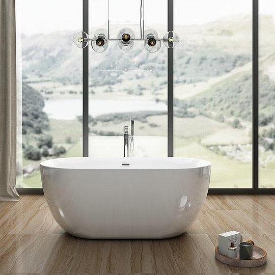 Charlotte Edwards Mayfair 1500mm Contemporary Freestanding Bath