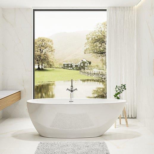 Charlotte Edwards Ruby 1690mm Freestanding Bath