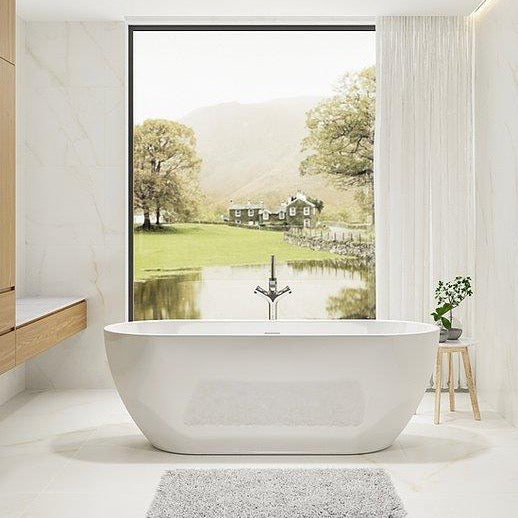 Charlotte Edwards 1690mm Belgravia Contemporary Freestanding Bath