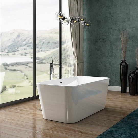 Charlotte Edwards Leda 1500mm Freestanding Bath