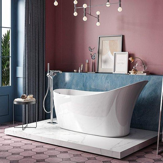 Charlotte Edwards 1590mm Portobello Freestanding Bath