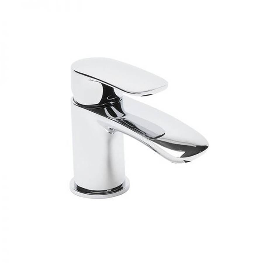 Tavistock Avid Chrome Mini Basin Mixer with Click Waste
