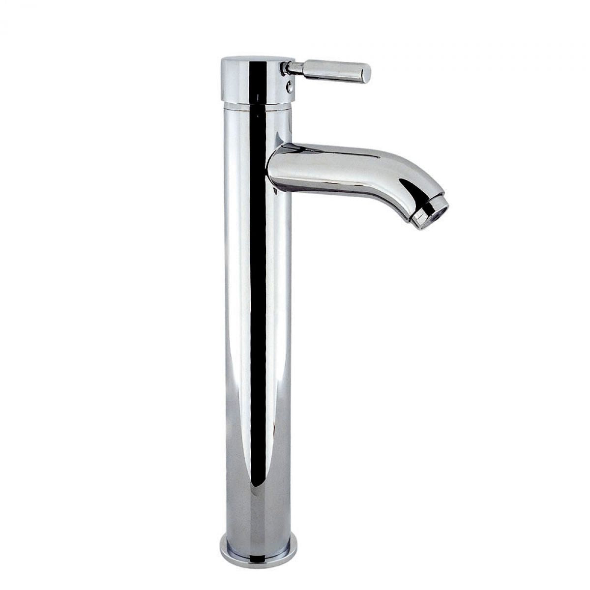 Britton Elegante Tall Mono Basin Mixer - blueskybathrooms