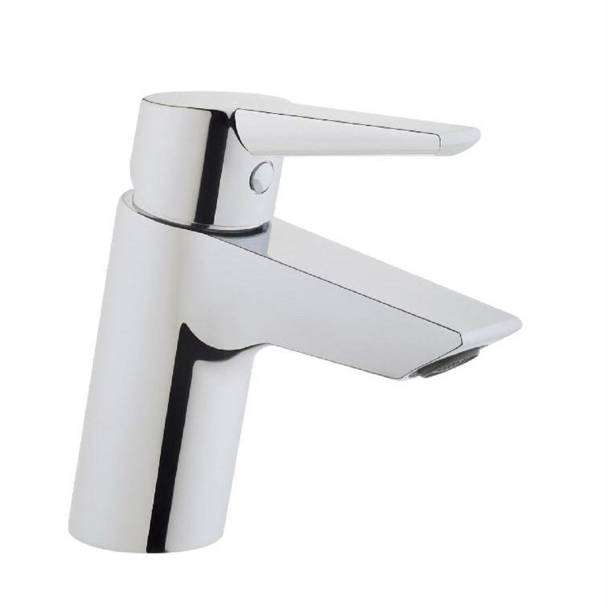 Solid S Basin Mixer - blueskybathrooms
