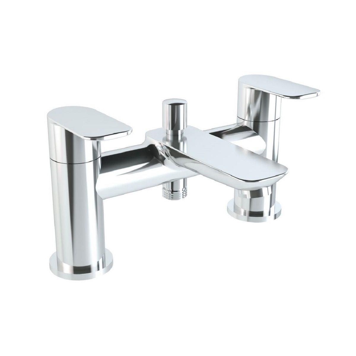 X-Line Bath Shower Mixer - Blue Sky Bathrooms Ltd