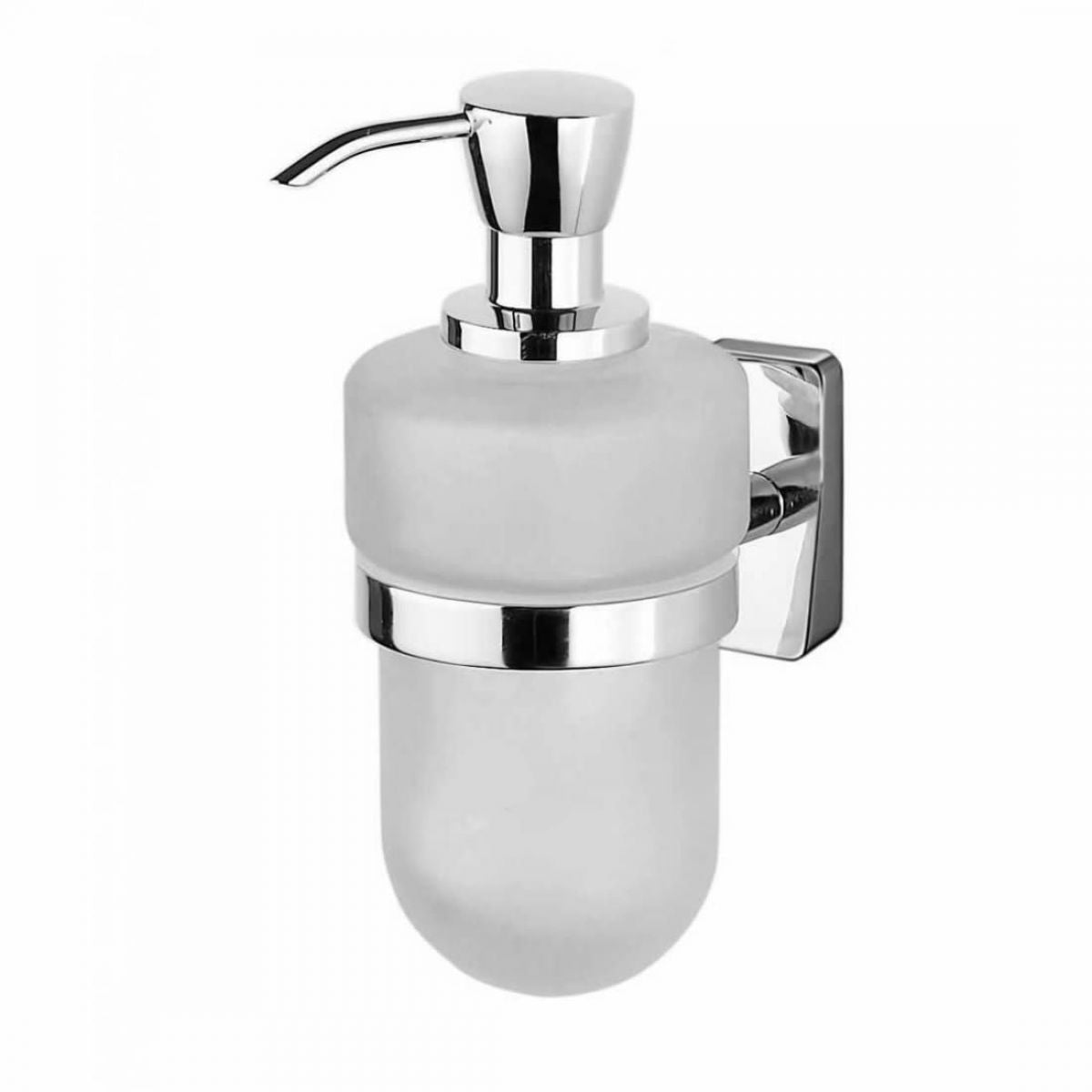 Storm Liquid Soap Dispenser - blueskybathrooms
