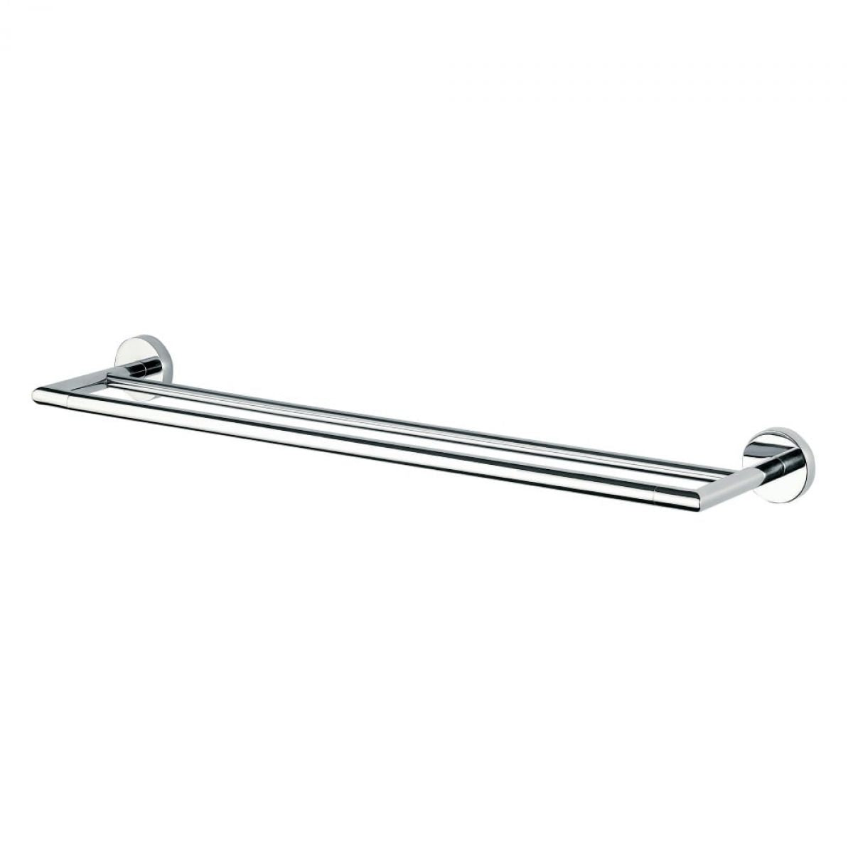 Forum Double Towel Rail - blueskybathrooms