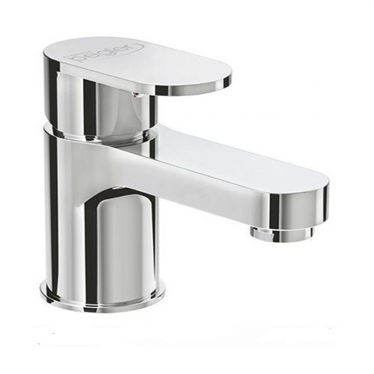 Francis Pegler Strata Blade Mini Monobloc Basin Mixer - blueskybathrooms