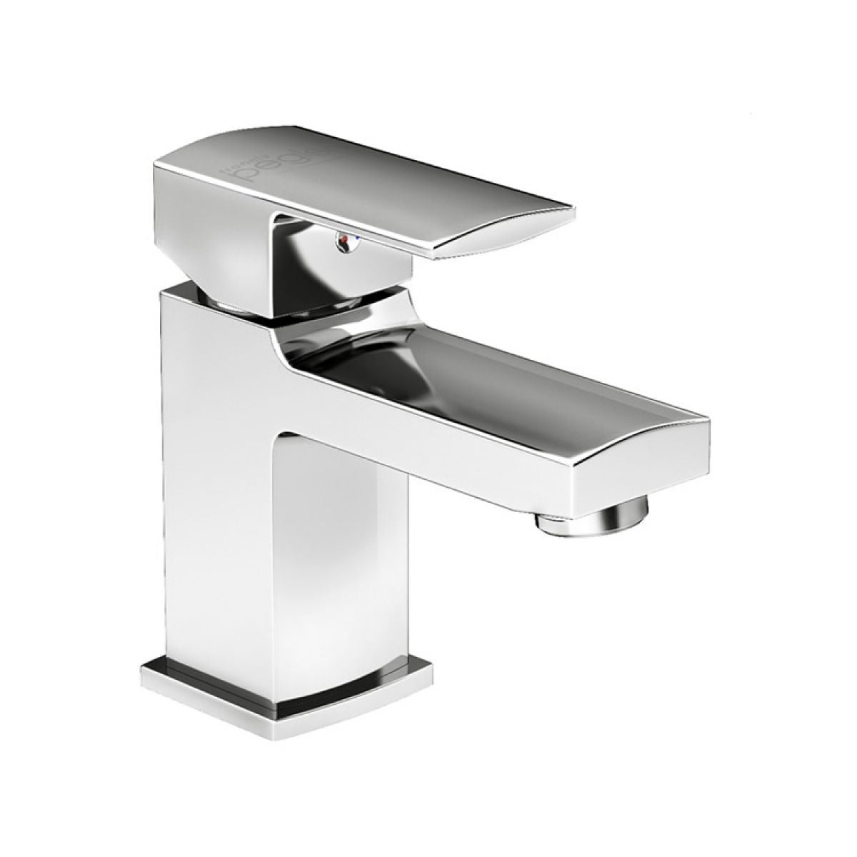 Francis Pegler Manta Monobloc Basin Mixer - blueskybathrooms