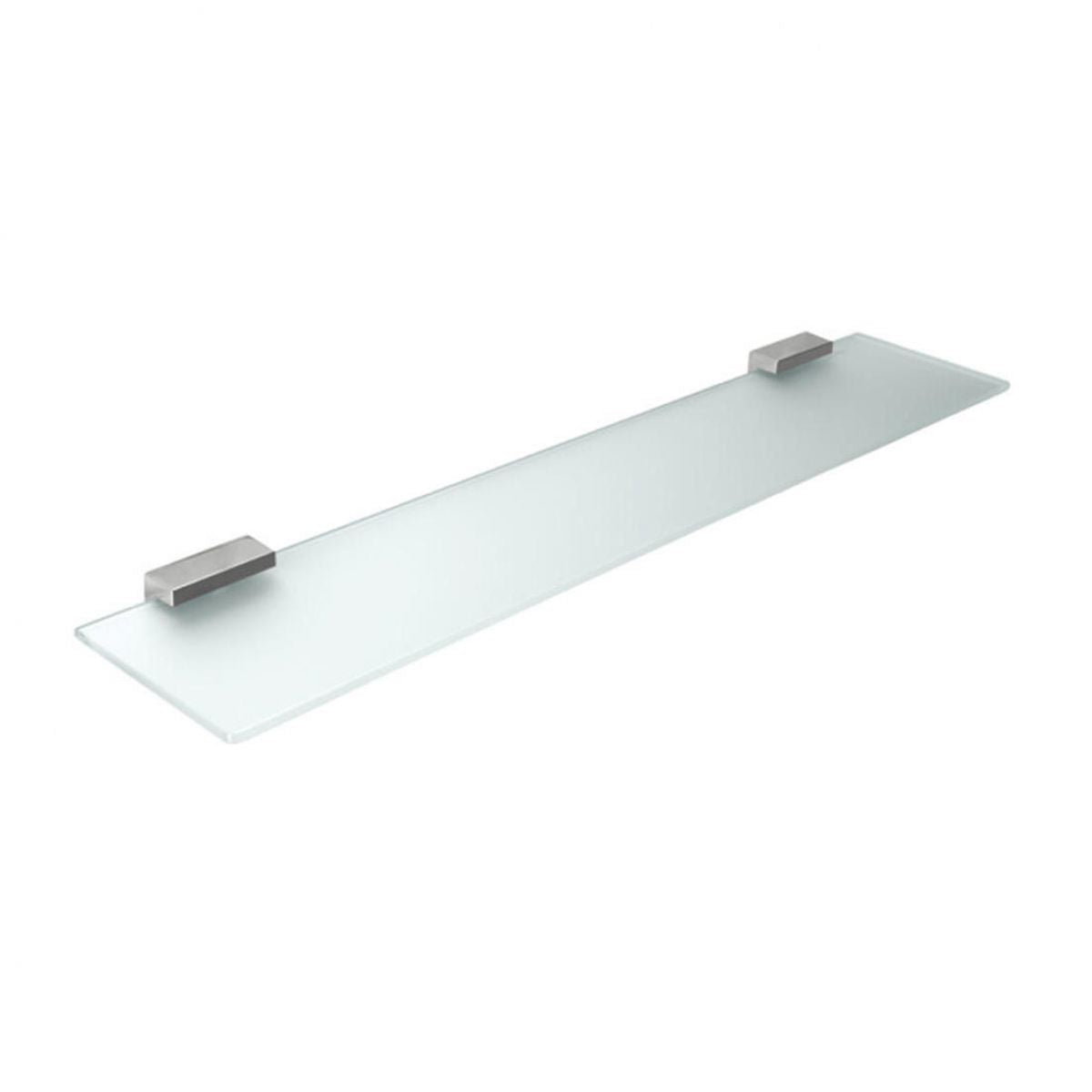 Inda Lea Glass Shelf Chrome - Blue Sky Bathrooms Ltd