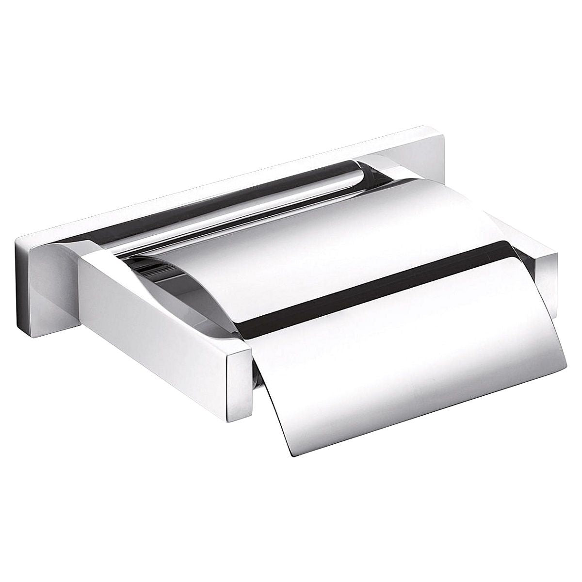 Lea Square Toilet Roll Holder - blueskybathrooms