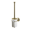 Burlington Gold Toilet Brush Holder