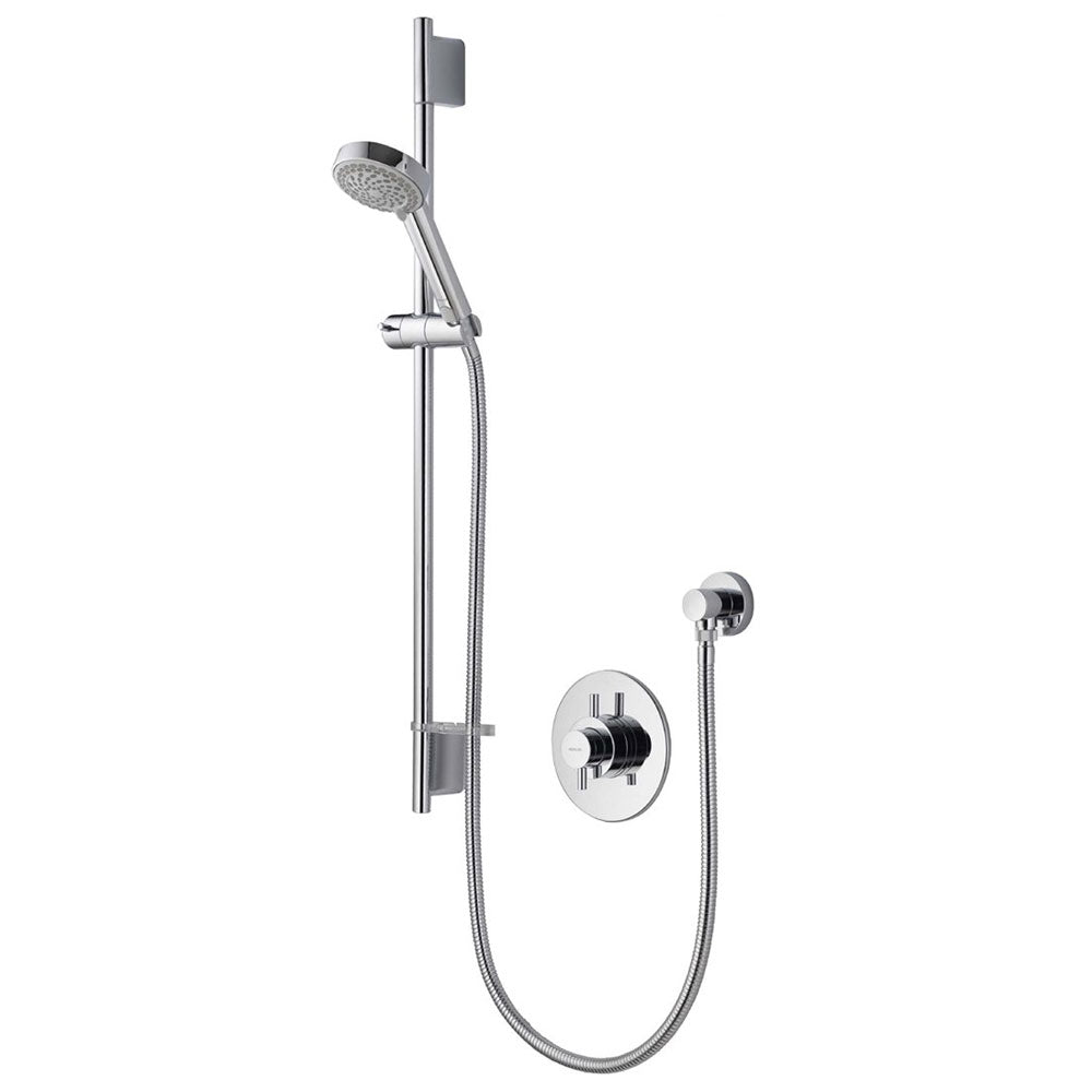 Image of Aqualisa Aspire Concealed Mixer Shower With Adjustable Head
