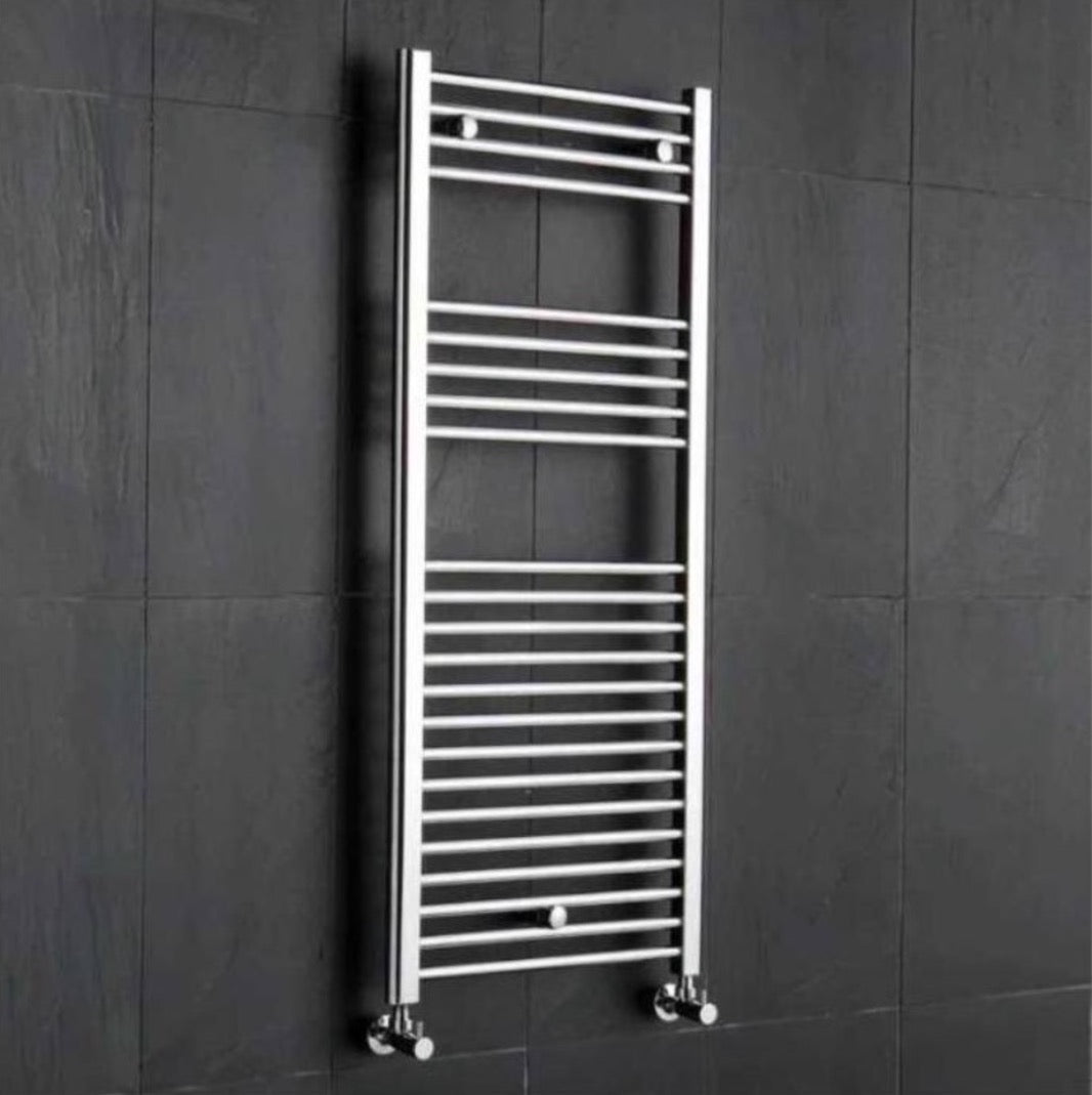 Reina Diva Flat Chrome Towel Radiator
