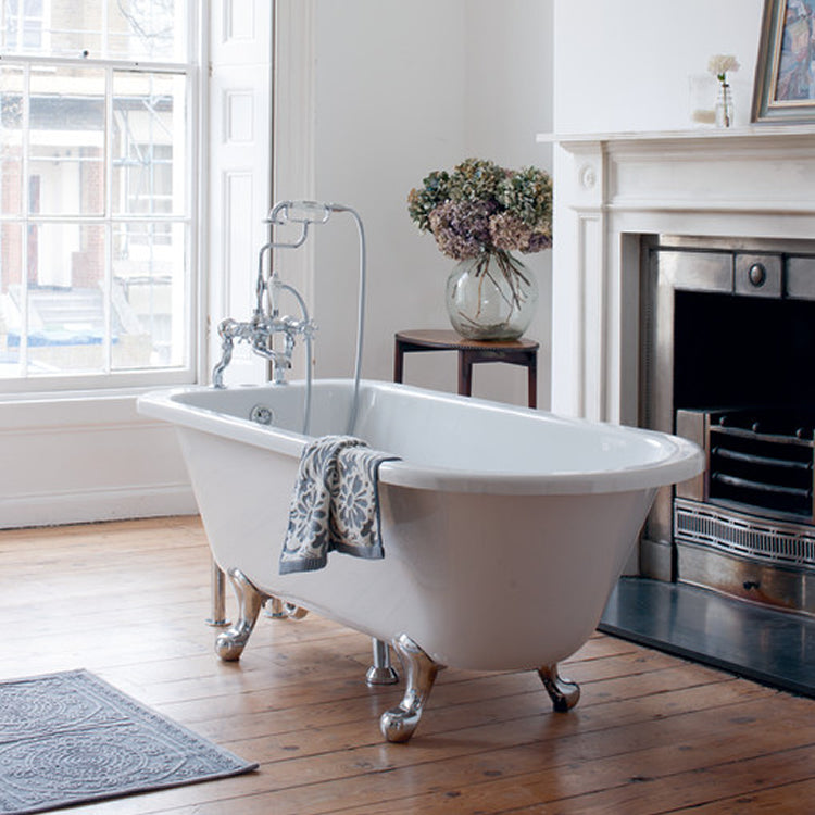 Blenheim Single Ended Freestanding Bath - blueskybathrooms
