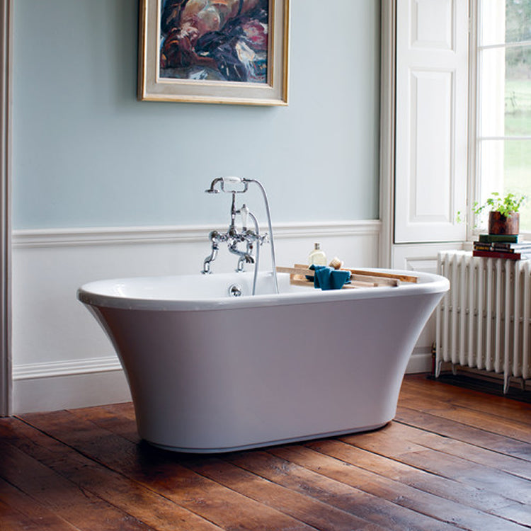 Brindley Soaking Tub - blueskybathrooms