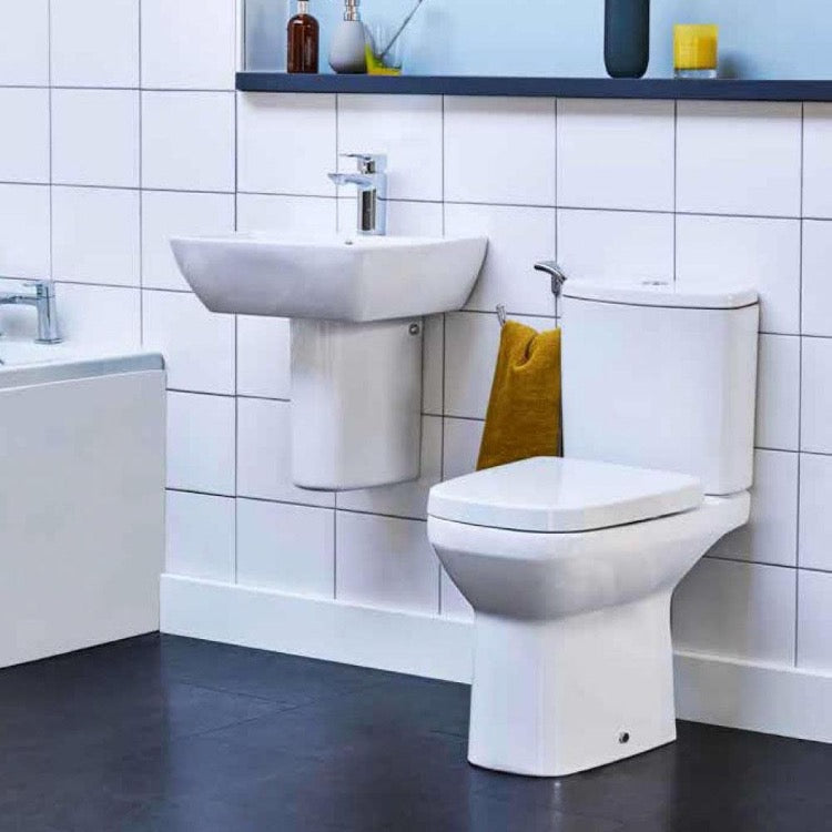 Myhome Close Coupled WC (Open Back) - blueskybathrooms