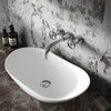 Hudson Reed Oval Countertop Vessel Basin