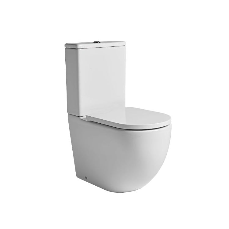 Orbit Rimless Close Coupled WC - blueskybathrooms