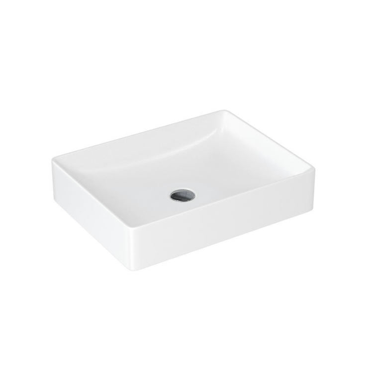 Shoreditch Quad Countertop Basin - blueskybathrooms