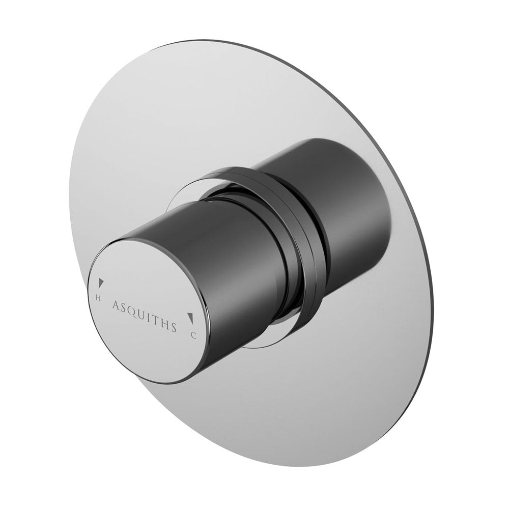 Asquiths Solitude Thermostatic Control - blueskybathrooms