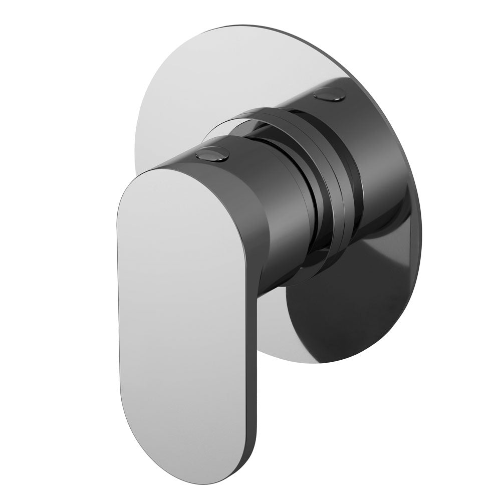 Asquiths Concealed Shower Stop Tap - blueskybathrooms