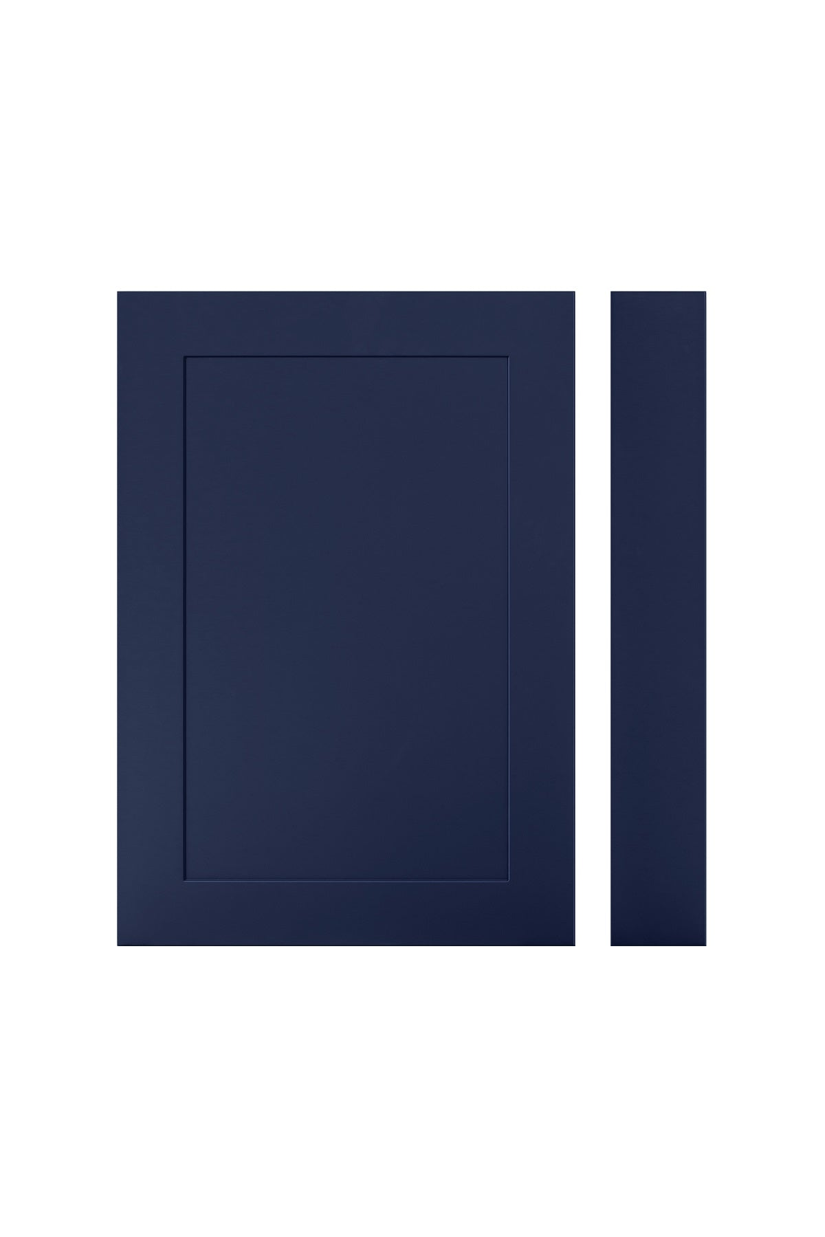 Tenby 700mm Traditional End Bath Panel - Sapphire