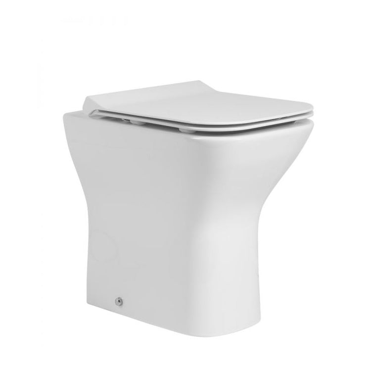 Structure Comfort Height Back To Wall WC - blueskybathrooms