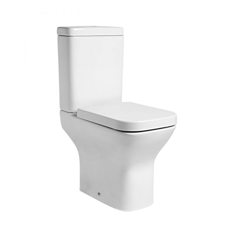 Structure Comfort Height Close Coupled WC (Open Back) - blueskybathrooms