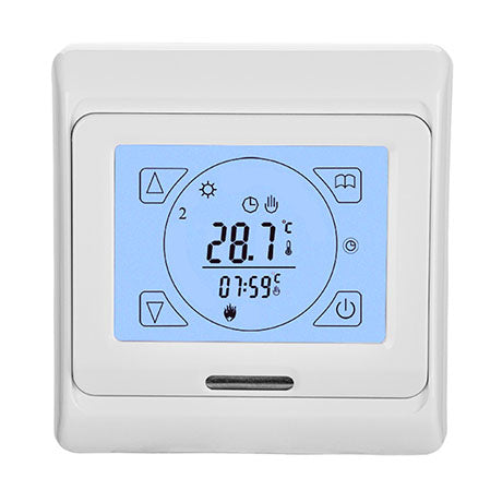 Redroom Touch Screen Thermostat Control