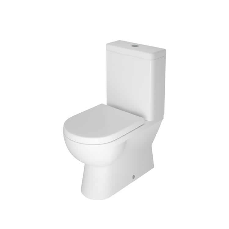 Scene Close Coupled WC (Closed Back) - blueskybathrooms