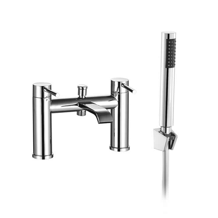 The White Space Fall Bath Shower Mixer
