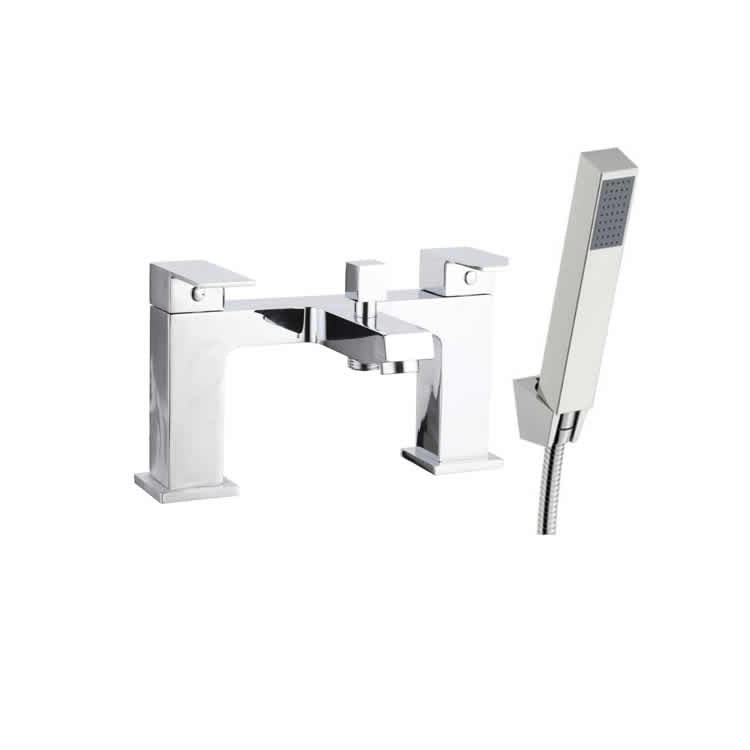 The White Space Forte Bath Shower Mixer